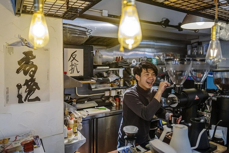 where to eat in hk its political - Where to eat? In HK, it's political