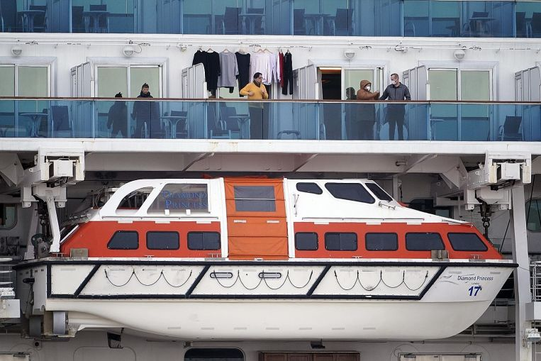 another 41 found infected on cruise ship off japan - Thailand's COVID cases surpass 20,000-mark today, as new records set for deaths, hospitalized