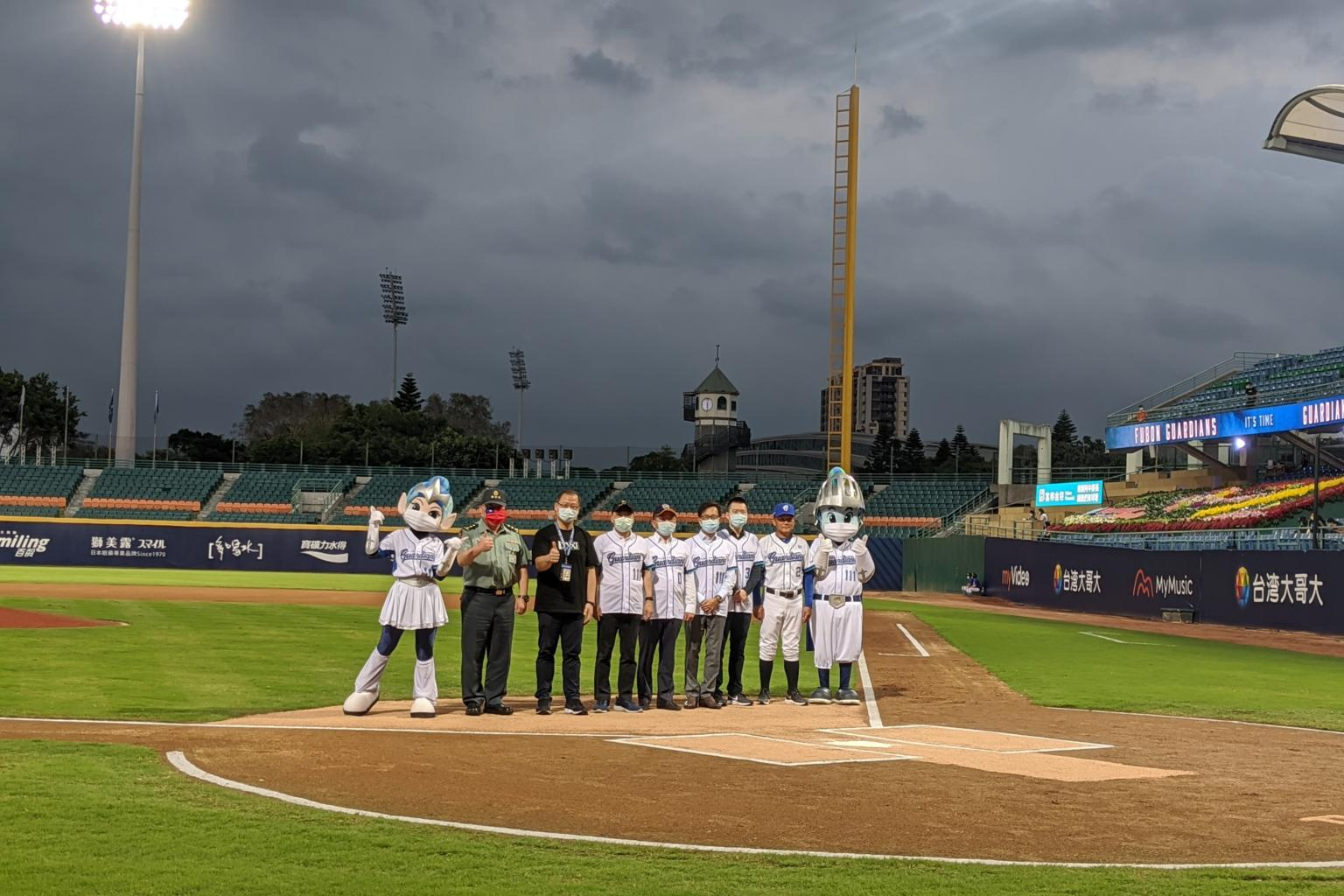 1000 fans in taiwan stadium get to watch 2020s first baseball game in the world live - AUKUS: The View from ASEAN