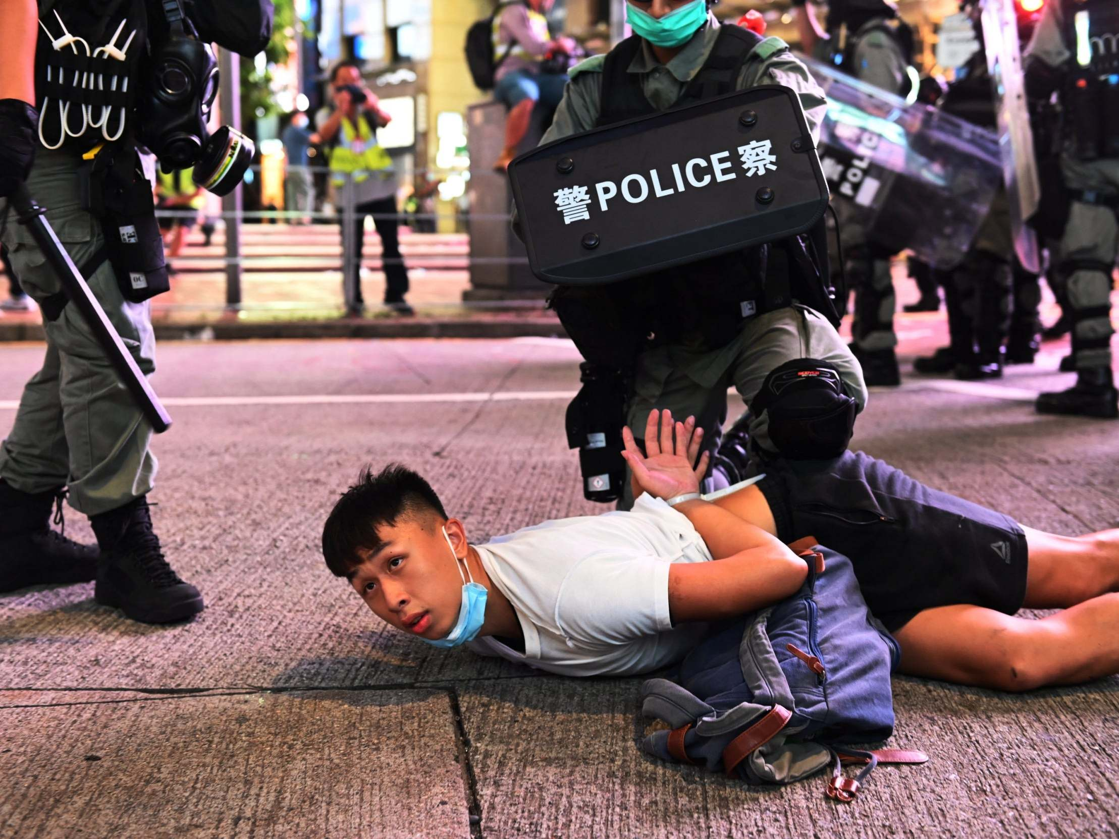 hong kong news live china warns uk not to interfere in territory and threatens countermeasures against us sanctions 1 - US health chief to make most senior visit to Taiwan in decades