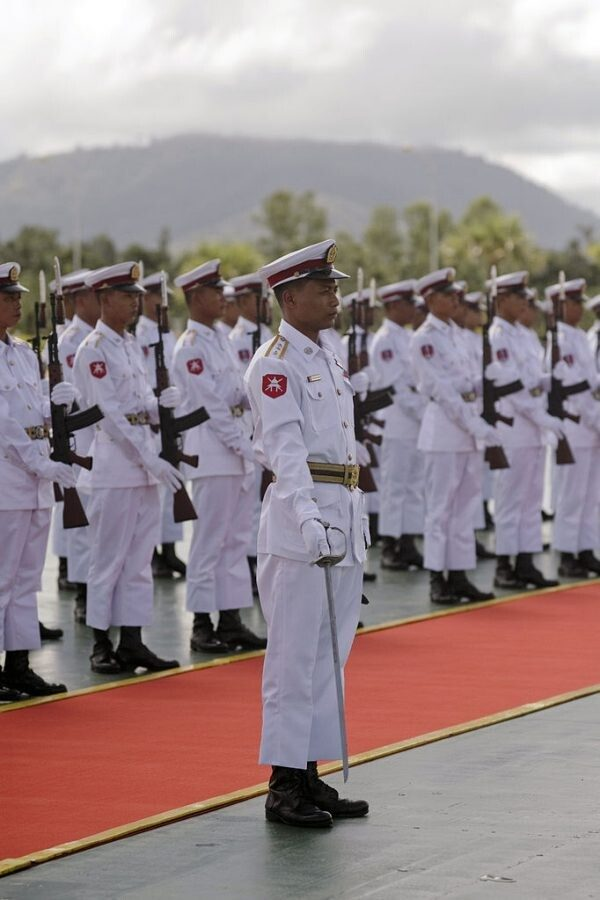 did the myanmar coup install an illegitimate president 1 - 'What was the point?' Afghans rue decades of war as US quits Bagram