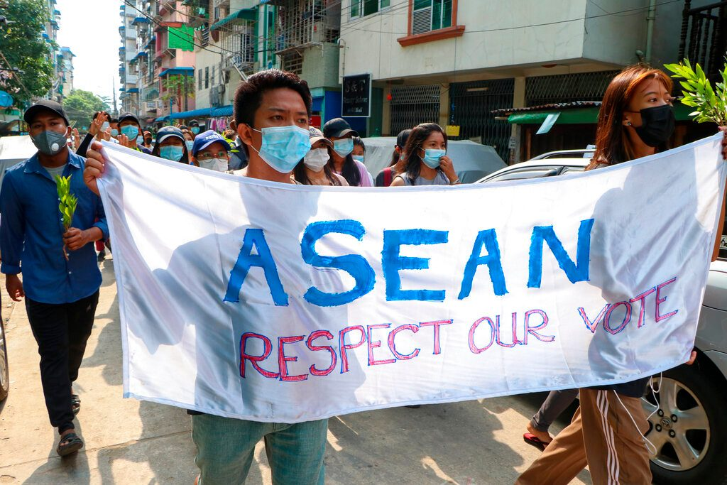 myanmar report asean five point consensus and the reality of the people of myanmar - Myanmar Report: ASEAN five-point consensus and the reality of the people of Myanmar