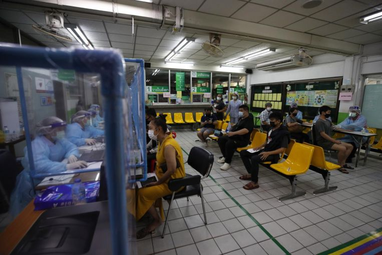 thailand reports record number of covid 19 cases ahead of national holiday - Thailand reports record number of Covid-19 cases ahead of national holiday