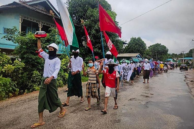 bidens top asia official says myanmar situation getting worse 1 - Bangkok police chief vows tougher action against violent protesters