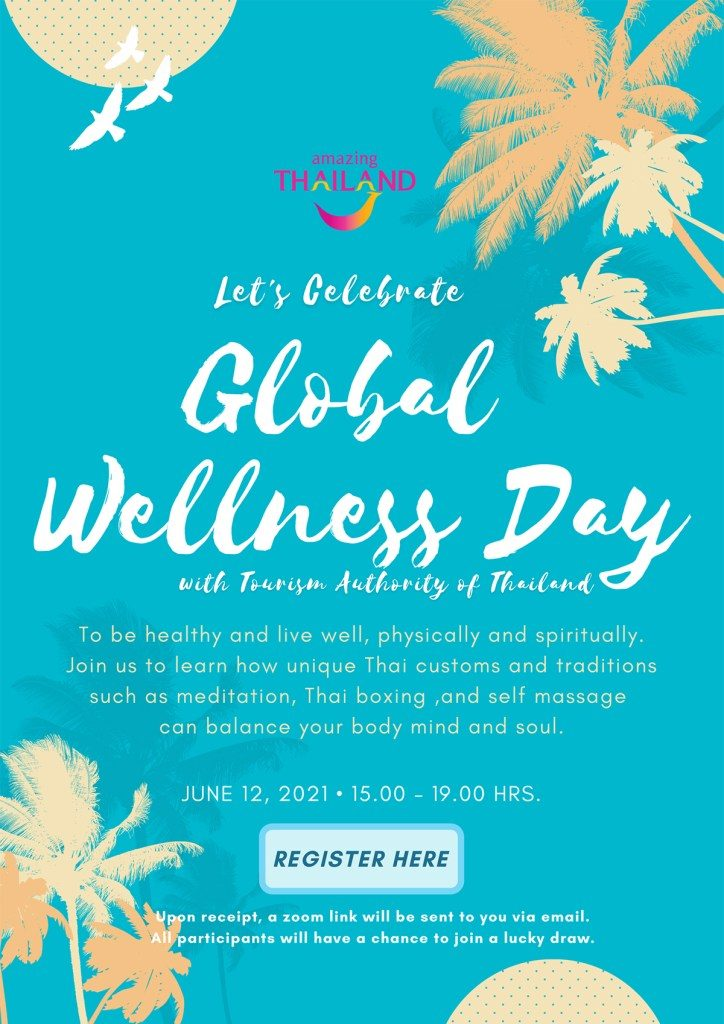 lets celebrate global wellness day 2 - Let's Celebrate Global Wellness Day