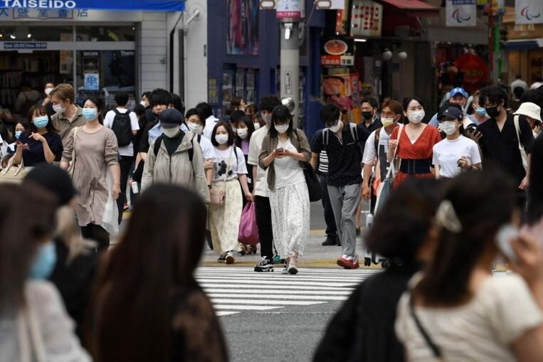tokyo may extend coronavirus curbs into olympics period as koike leaves hospital 1 - China's Fosun says willing to provide BioNTech vaccines to Taiwan
