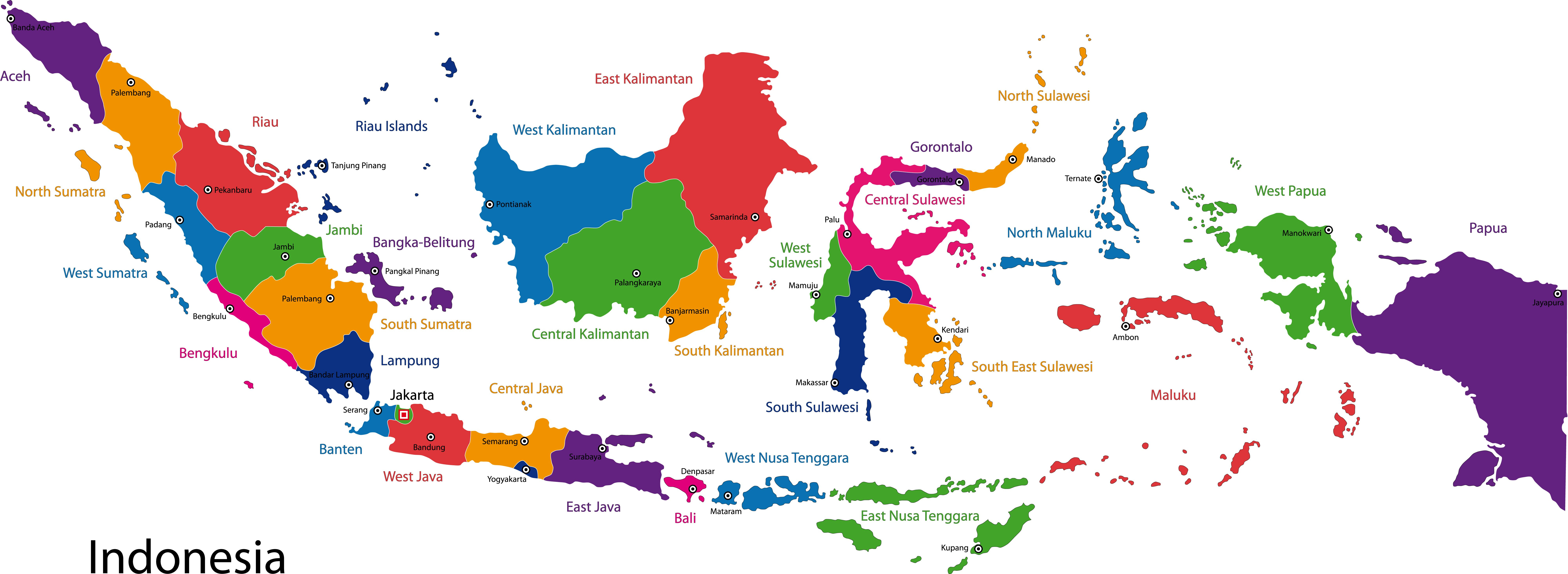 chinas growing ties with indonesian provinces - China's Growing Ties With Indonesian Provinces