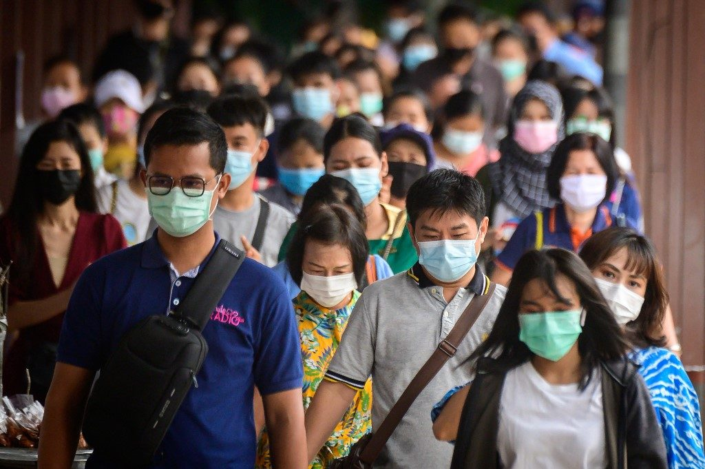 delta variant accounts for 97 6 of new covid infections in bangkok - Delta variant accounts for 97.6% of new COVID infections in Bangkok