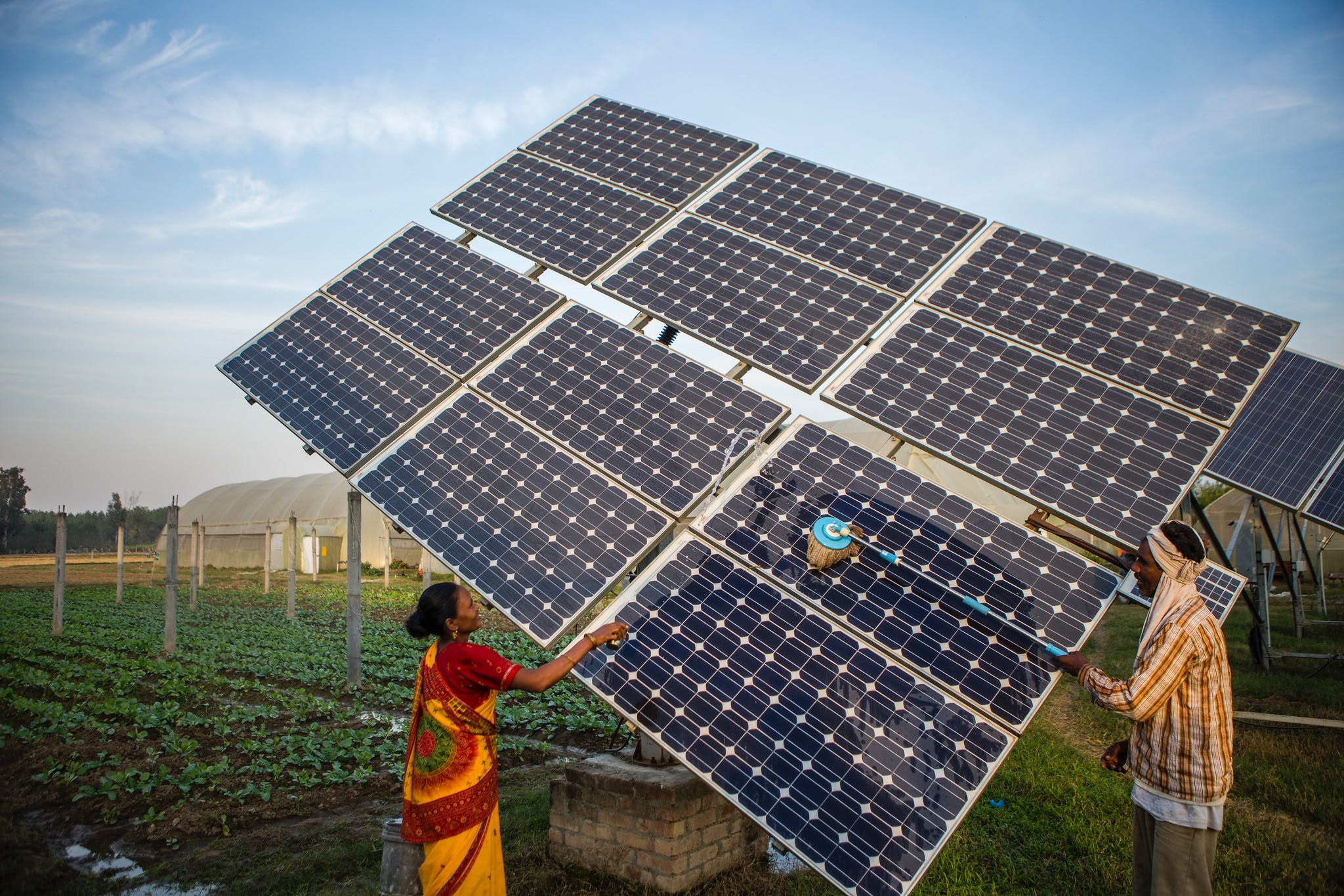 investment in renewables must triple by end of decade to curb climate change - Investment in renewables must triple by end of decade to curb climate change
