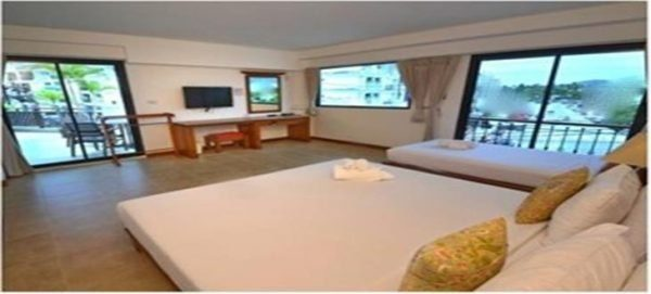 44 bedroom Patong Hotel for lease