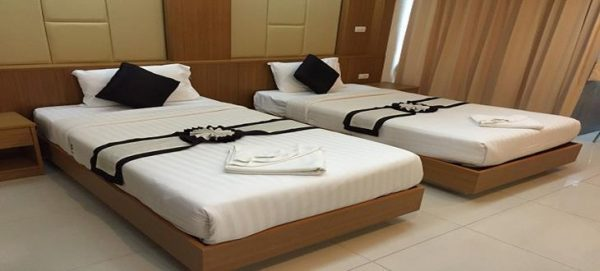 46 bedroom Hotel in Patong for lease