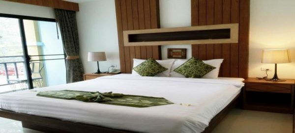 19 bedroom Patong beach Guest House for sale