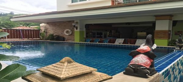 35 bedroom Patong beach Hotel for lease