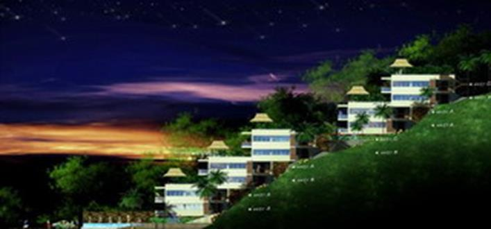 Sea view Apartment project for sale. Offering Apartments for sale and re-sale in a secure community on Phuket for expats, retirees and families. - 1