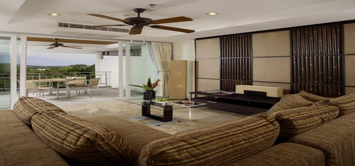 Sea View Penthouse Apartment for sale Cape Panwa. Offering Apartments for sale and re-sale in a secure community on Phuket for expats, retirees and families. - 1