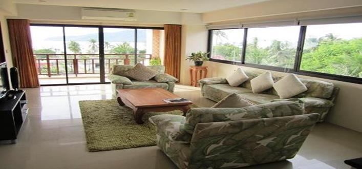 Sea view Apartment for sale Rawai. Offering Apartments for sale and re-sale in a secure community on Phuket for expats, retirees and families. - 1