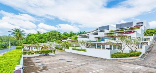 Tranquil Apartments in CherngTalay for sale