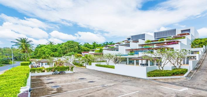 Tranquil Apartments in CherngTalay for sale. Offering Apartments for sale and re-sale in a secure community on Phuket for expats, retirees and families. - 1