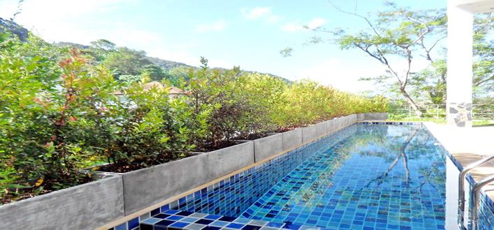 Modern Apartment for sale Kata. Offering Apartments for sale and re-sale in a secure community on Phuket for expats, retirees and families. - 1