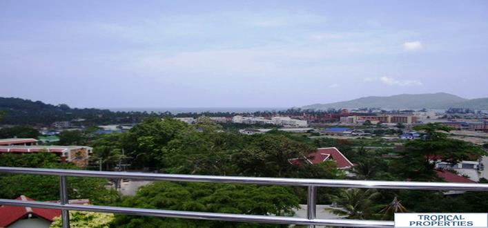 Sea view Apartment for sale in. Offering Apartments for sale and re-sale in a secure community on Phuket for expats, retirees and families. - 1