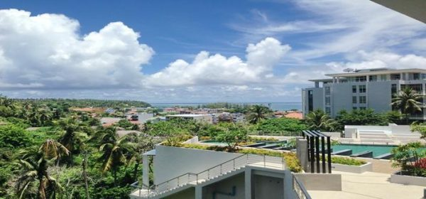 Ocean view Apartment in Karon for sale