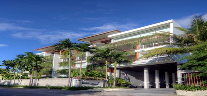 Resort style Apartments for sale Surin beach. Offering Apartments for sale and re-sale in a secure community on Phuket for expats, retirees and families. - 1
