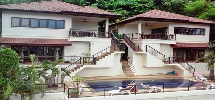 Sea view Apartments for sale Kata. Offering Apartments for sale and re-sale in a secure community on Phuket for expats, retirees and families. - 1