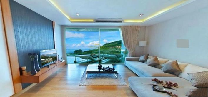 Ocean View Condos for sale. Offering Apartments for sale and re-sale in a secure community on Phuket for expats, retirees and families. - 1