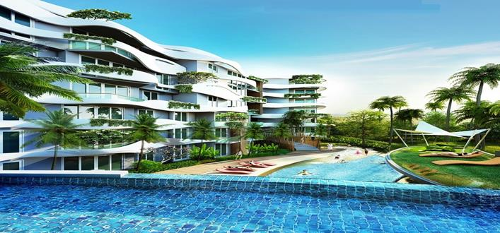 New Kathu Condos For sale Kathu. Offering Apartments for sale and re-sale in a secure community on Phuket for expats, retirees and families. - 1