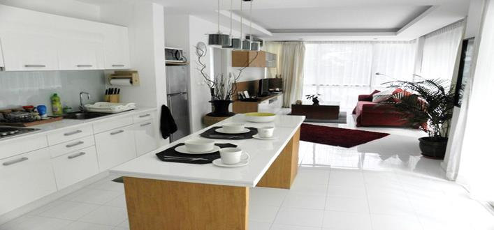 Modern Condo in Kamala beach for sale. Offering Apartments for sale and re-sale in a secure community on Phuket for expats, retirees and families. - 1