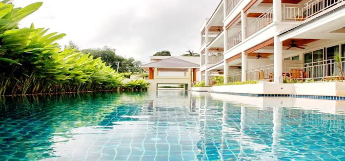 Corner unit Apartment for sale. Offering Apartments for sale and re-sale in a secure community on Phuket for expats, retirees and families. - 1