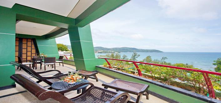 Stylish penthouse Apartment for sale Kata. Offering Apartments for sale and re-sale in a secure community on Phuket for expats, retirees and families. - 1