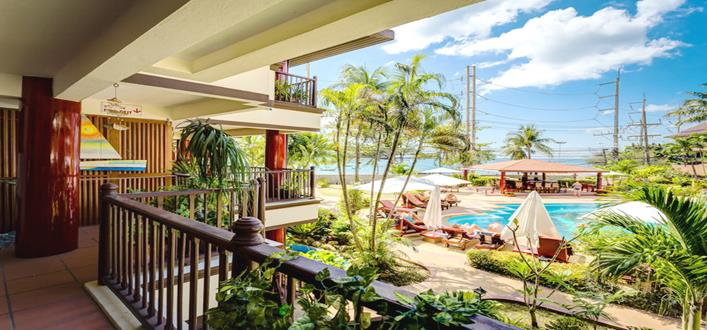 Luxury Sea view Condo for sale in Kalim. Offering Apartments for sale and re-sale in a secure community on Phuket for expats, retirees and families. - 1