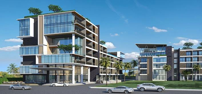Chic Condo in Kata for sale. Offering Apartments for sale and re-sale in a secure community on Phuket for expats, retirees and families. - 1