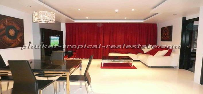 Modern Condo in Patong centre for sale. Offering Apartments for sale and re-sale in a secure community on Phuket for expats, retirees and families. - 1