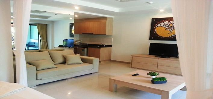 Surin Apartment For sale. Offering Apartments for sale and re-sale in a secure community on Phuket for expats, retirees and families. - 1