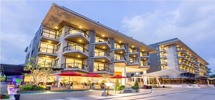 Beach front Condos for sale. Offering Apartments for sale and re-sale in a secure community on Phuket for expats, retirees and families. - 1