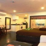 New studio Apartment in Patong for sale. Offering Apartments for sale and re-sale in a secure community on Phuket for expats, retirees and families. - 1