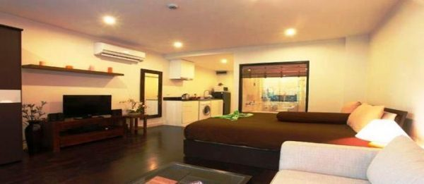 Brand new studio Apartment in Patong for sale