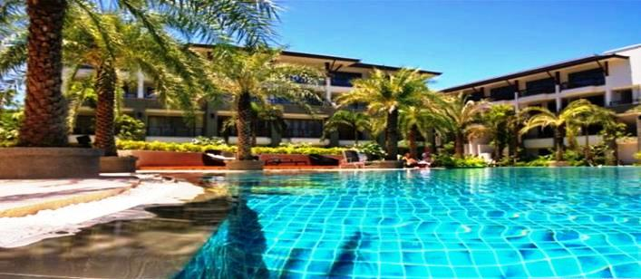 Seafront penthouses in Nai Thon for sale. Offering Apartments for sale and re-sale in a secure community on Phuket for expats, retirees and families. - 1