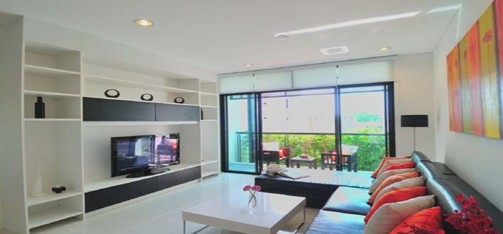 Three bedroom Penthouse Apartment in Kamala for sale. Offering Apartments for sale and re-sale in a secure community on Phuket for expats, retirees and families. - 1