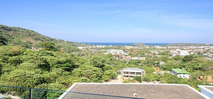 Ocean view Condos in Kata for sale. Offering Apartments for sale and re-sale in a secure community on Phuket for expats, retirees and families. - 1