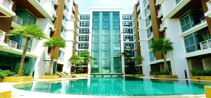 Foreign Freehold Condo in Patong for sale. Offering Apartments for sale and re-sale in a secure community on Phuket for expats, retirees and families. - 1