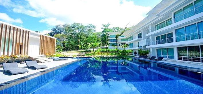 Spacious Two BRs Apartment in Kamala for sale. Offering Apartments for sale and re-sale in a secure community on Phuket for expats, retirees and families. - 1
