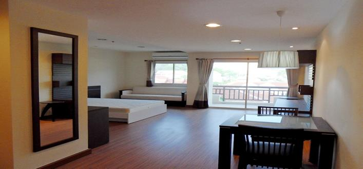 New Patong Studio-Apartment for sale. Offering Apartments for sale and re-sale in a secure community on Phuket for expats, retirees and families. - 1