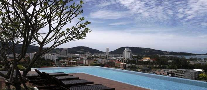 Modern Apartments in Patong for sale. Offering Apartments for sale and re-sale in a secure community on Phuket for expats, retirees and families. - 1