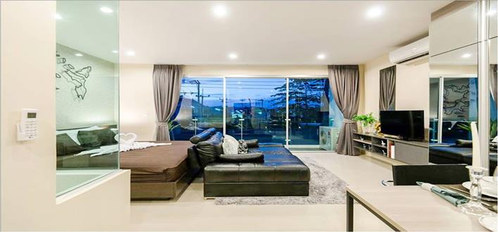 Brand new condo in Kamala for sale. Offering Apartments for sale and re-sale in a secure community on Phuket for expats, retirees and families. - 1