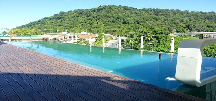Ocean view condo near Tritrang beach Patong for sale. Offering Apartments for sale and re-sale in a secure community on Phuket for expats, retirees and families. - 1