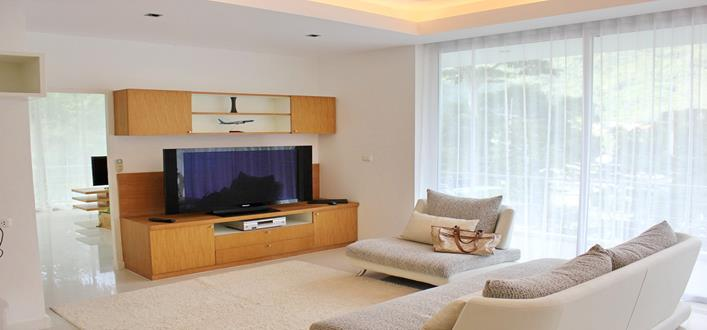 Modern Condos in Kamala for sale. Offering Apartments for sale and re-sale in a secure community on Phuket for expats, retirees and families. - 1