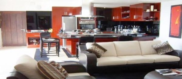 Sea view Apartment for sale in Kamala